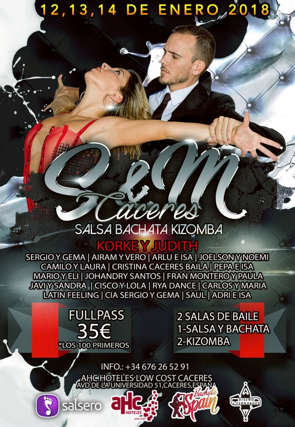 IV S&M CACERES
