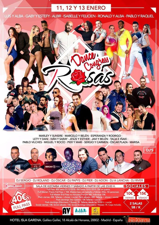 Rosas Dance Congress 2019