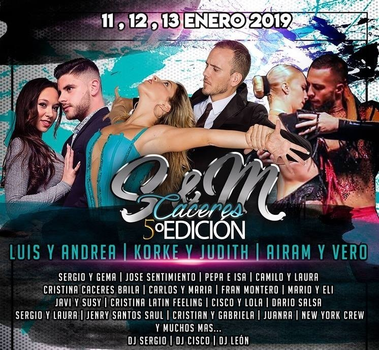 S&M Caceres 2019