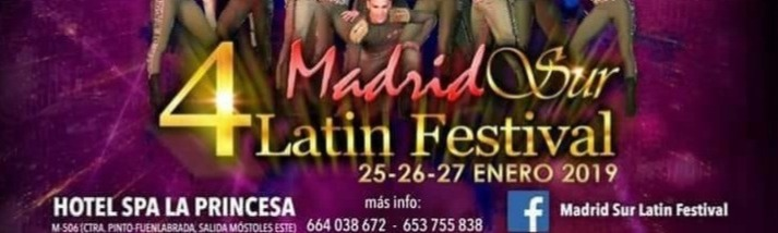 Madrid Sur Latin Festival 2019