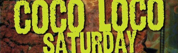 Coco Loco Saturdays @Bar Salsa Soho *Latin Krazy
