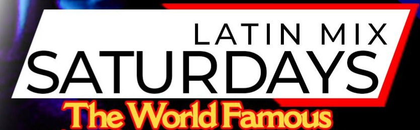 Latin Mix Saturdays
