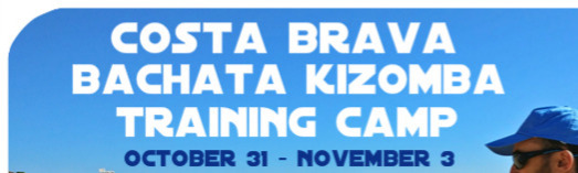 COSTA BRAVA KIZOMBA TRAINING CAMP