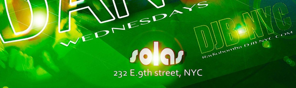 Baila Wednesdays @ Solas