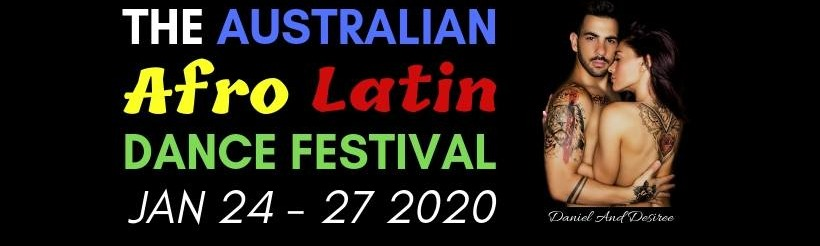 The Australian Afro Latin Dance Festival
