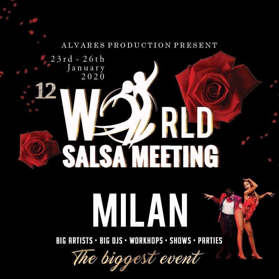 World Salsa Meeting 2020