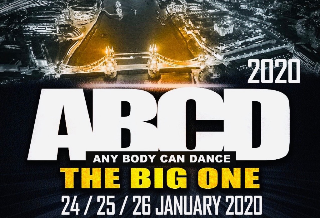 ABCD - Any Body Can Dance - Festival (London - UK)