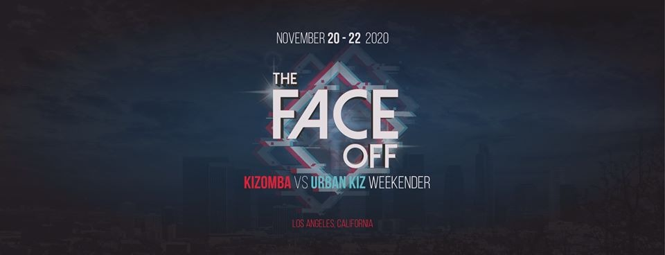 The Face Off: Kizomba vs Urban Kiz Weekender