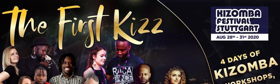 The FIRST KIZZ Kizomba Festival
