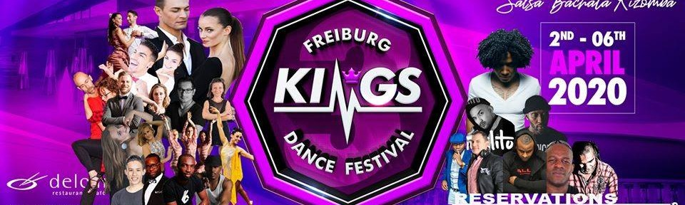 Freiburg Dance Kings Festival