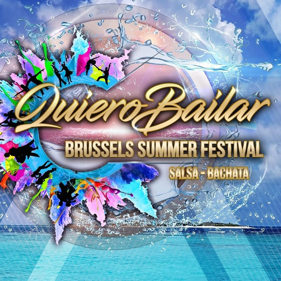 QuieroBailar Brussels Summer Festival