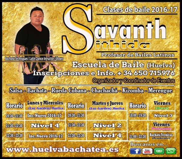 Escuela de baile Savanth